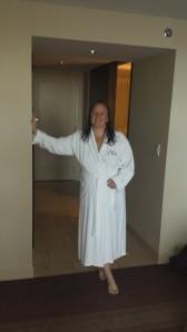 Aria robe